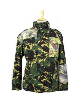 Virgil Abloh Patches M65 All Over Cargo Jacket   Camo by Off White