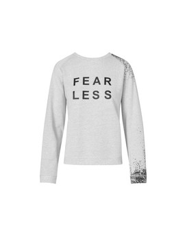 Fearless Splatter Sweatshirt by Sam Edelman