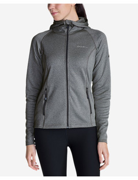 Women's High Route Fleece Hoodie by Eddie Bauer