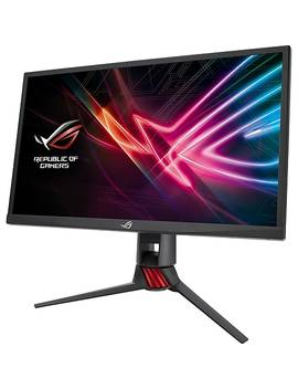 "Rog Strix Xg Xg248 Q 23.8"" Lcd Monitor, Red, Dark Gray by Rog"