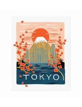 Bon Voyage Tokyo by Rifle Paper Co.