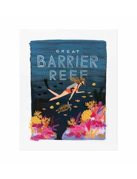 Barrier Reef by Rifle Paper Co.