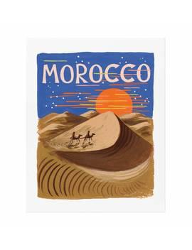 Bon Voyage Morocco by Rifle Paper Co.