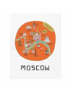 Moscow by Rifle Paper Co.