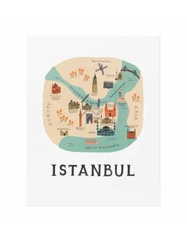 Istanbul by Rifle Paper Co.