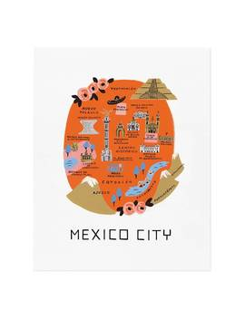 Mexico City by Rifle Paper Co.