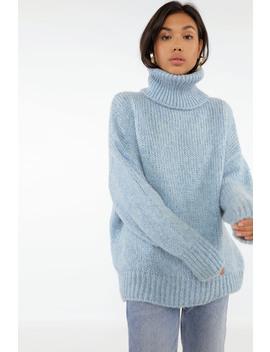 Little Colder Turtleneck Knit by Chiquelle