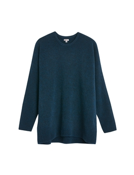 Wool Yak Crewneck Sweater by Cuyana