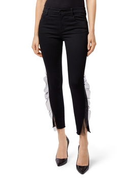 835 Mid Rise Cropped Skinny In Photo Ready Evening Haze by J Brand