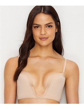 Ultimate Plunge Push Up Bra by Wonderbra