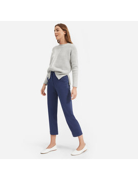 The Premium Cashmere Crew by Everlane