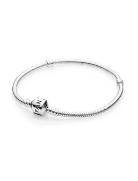 Silver Collier by Pandora