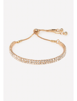 Crystal Bracelet Set by Bebe