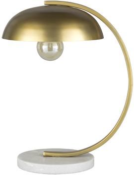 Juliette Table Lamp, Gold by Lulu & Georgia