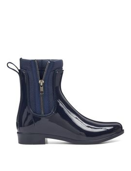 Cooscoos Zippered Rain Booties by Nine West