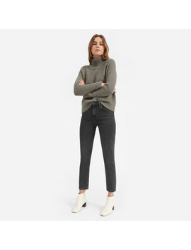 The Premium Cashmere Turtleneck by Everlane