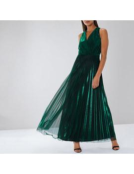 Monroe Lurex Maxi Dress by Coast
