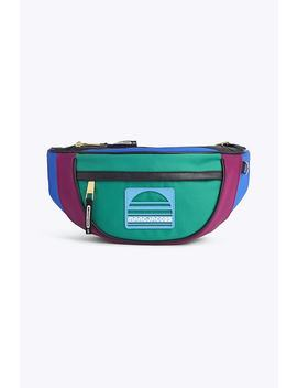 Colorblock Sport Fanny Pack by Marc Jacobs