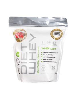 Ph D Diet Whey Powder White Chocolate 1000g by Ph D Diet Whey Powder White Chocolate 1000g
