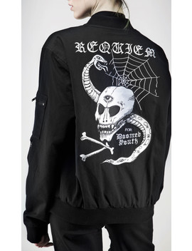 Requiem Bomber by Disturbia