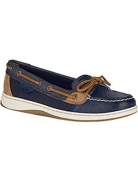 Women's Angelfish Sparkle Boat Shoe by Sperry