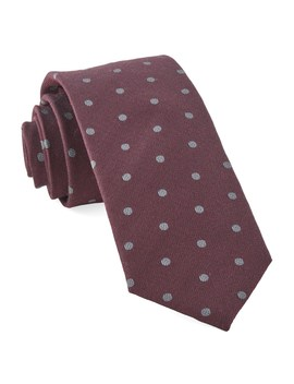 Dotted Hitch Tie by The Tie Bar