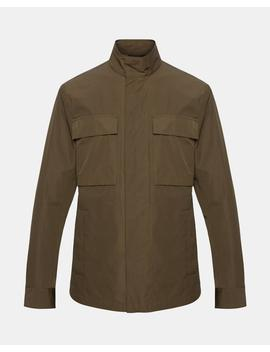 Long Field Jacket by Theory