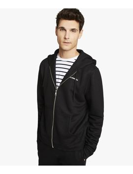 Unisex   Karl's Essential Zip Hoodie by Karl Legerfeld