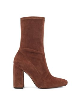 Cal Corduroy Booties by Nine West