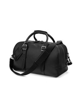 The Small Harrison Weekender Travel Bag by Aspinal Of London