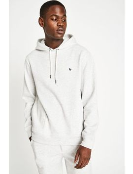 Abingdon Twill Popover Hoodie by Jack Wills