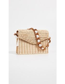 mixed-media-shoulder-bag by pamela-munson