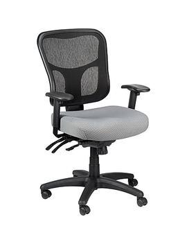 Tempur Pedic® Tp8000 Ergonomic Mesh Mid Back Task Chair, Burgundy by Staples