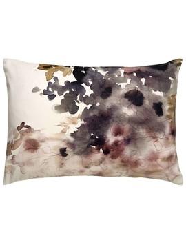 Elizbeita Lumbar Pillow, Violet by Lulu & Georgia
