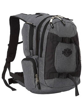 Equipt Backpack by Harley Davidson By Athalon