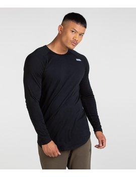 Construction Long Sleeve T Shirt by Gymshark