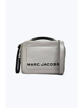 The Mini Box Bag by Marc Jacobs