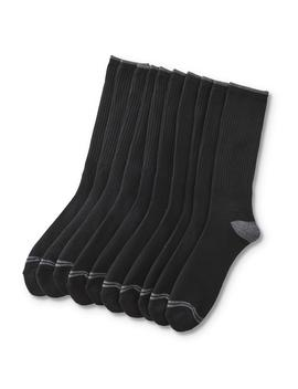 Athletech Men's 10 Pairs Crew Socks by Athletech