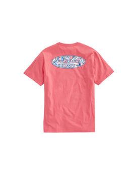 Marlin & Starfish Surf Whale Fill T Shirt by Vineyard Vines