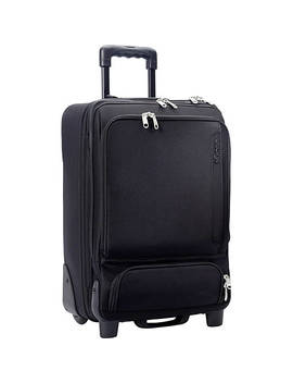 "Professional 22"" Expandable Carry On by E Bags"