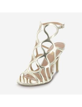 Women's Myst Caged Heel by Learn About The Brand Brash