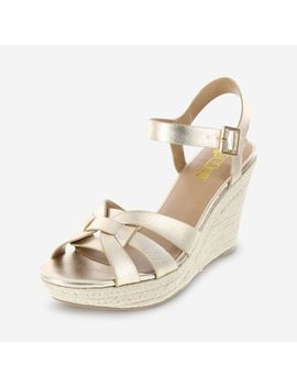 Women's Phinley Espadrille Wedge by Learn About The Brand Brash