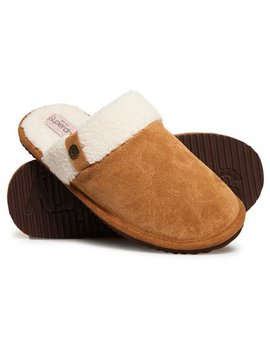 Premium Classic Mule Slippers by Superdry