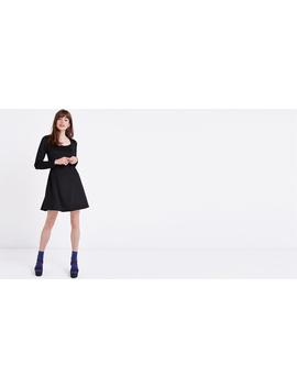 Black Flippy Mini Dress by Nobody's Child