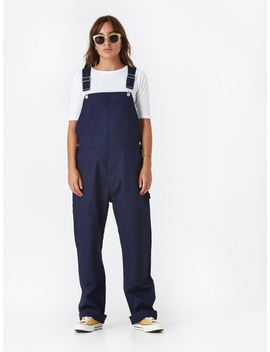 Deckhunter Dungarees   Navy by Ymc