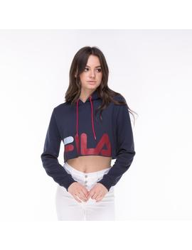 Womens Fila Pam Cropped Hoodie by Read Reviews