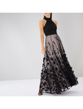 Sandy Embroidered Cape Maxi by Coast