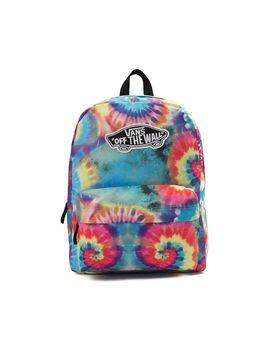 Vans Tie Dye Realm Backpack by Vans