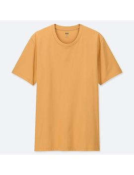 t-shirt-100%-coton-supima-homme by uniqlo