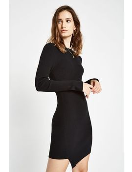 Beckbury Rib Dress by Jack Wills